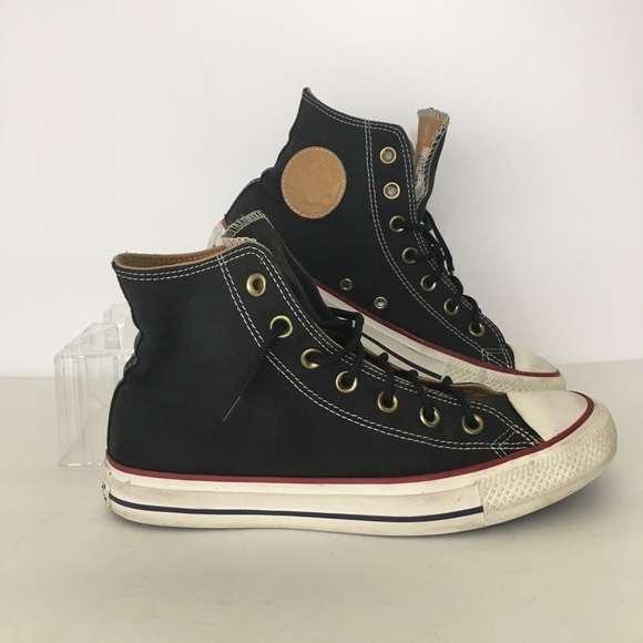 d2d9dc62b2b8 Converse Shoes - Converse All Star Hi Tops Black Women s Size 8